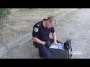 Поліцейські завадили одеситу порибалити з тротилом