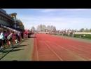 100 метров девушки ФИНАЛ