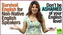 Survival English Phrases for non native speakers Tips to improve English communication skills