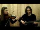 Faring cover Gothic 3 My Carefree Dream violin guitar duo