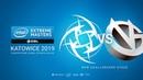 NiP vs ViCi - IEM Season XIII - Katowice Major 2019 - map1 - de_train [Anishared TheCraggy]