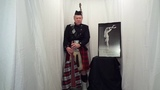 Baroque rock - the Left Banke's Pretty Ballerina by Kenny Ahern Bagpiper
