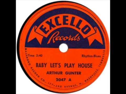 ARTHUR GUNTER BABY LET'S PLAY HOUSE