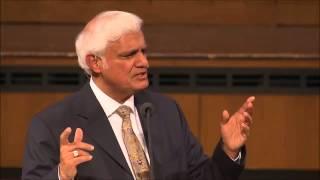 Ravi Zacharias at the Mormon Tabernacle