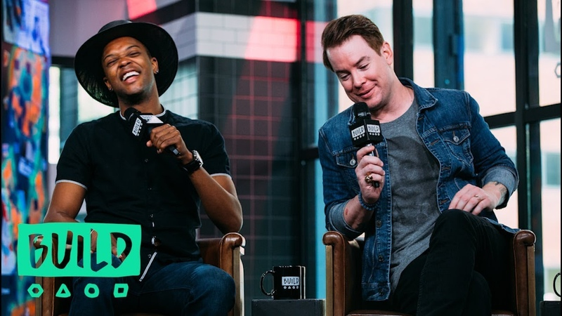 David Cook And J. Harrison Ghee Talk Kinky Boots (With Our Pre-Show, The BUILD Up)