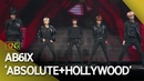 [4K] AB6IX(에이비식스) 'ABSOLUTEHOLLYWOOD' Showcase stage (BREATHE, 브리드) [통통TV]