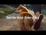 Samsung Galaxy S9 Official TVC Remix Your Everyday