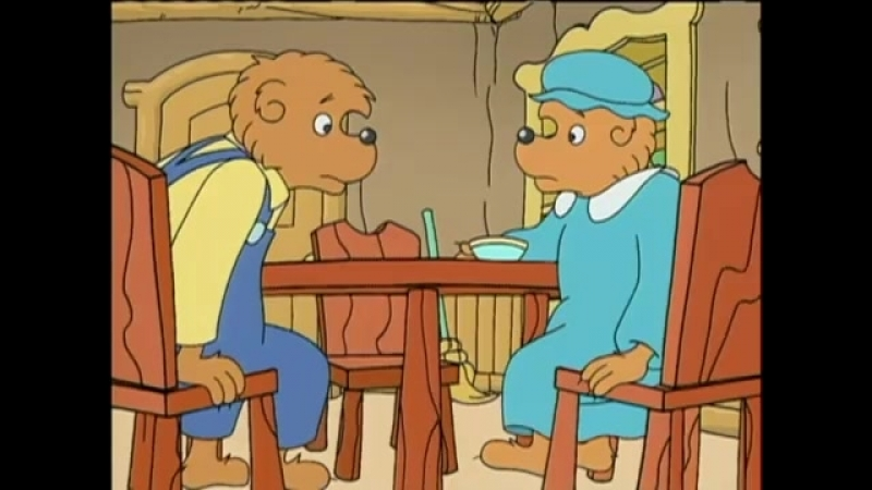 The Berenstain Bears_ Slumber Party_The Homework Hassle - Ep.8