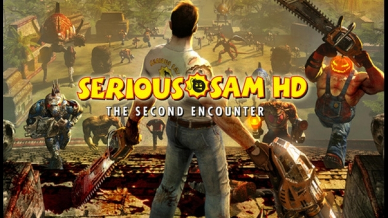 ZorG Game LIVE | Serious Sam HD: The Second Encounter | co-op