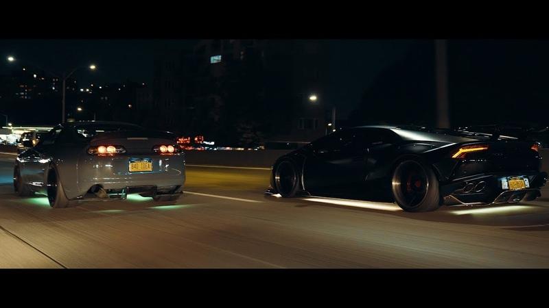 Dark Knights | Huracan Supra | SchwaaFilms (4K)