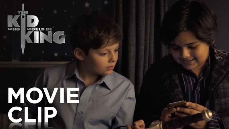 The Kid Who Would Be King | Maybe It's A Prank Clip | Fox Family Entertainment