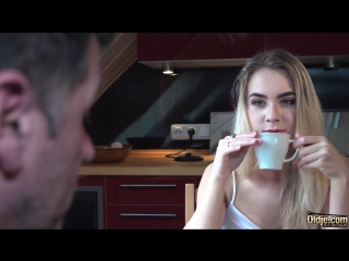 Alecia Fox [PornMir, ПОРНО ВК, new Porn vk, HD 1080, Oldman  Young girl, blonde, blowjob, cunnilingus]
