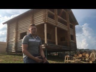 Отзыв заказчика о строительстве дома в Хохловке
