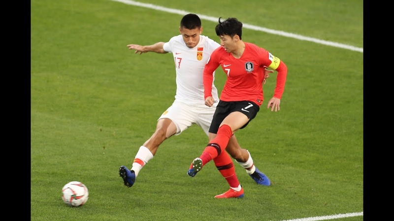 Highlights Korea Republic 2-0 China PR (AFC Asian Cup UAE 2019 Group Stage)