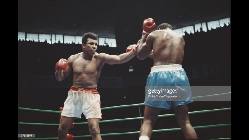 Muhammad Ali vs Mac Foster