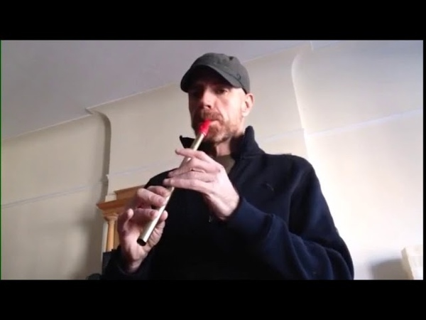 Kevin Crawford demonstrates a Freeman tweaked A Generation whistle