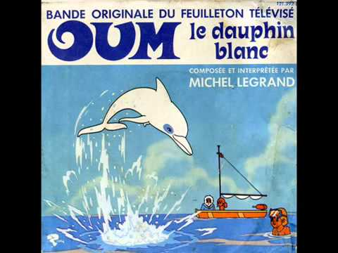 Michel Legrand Oum Le Dauphin 1971