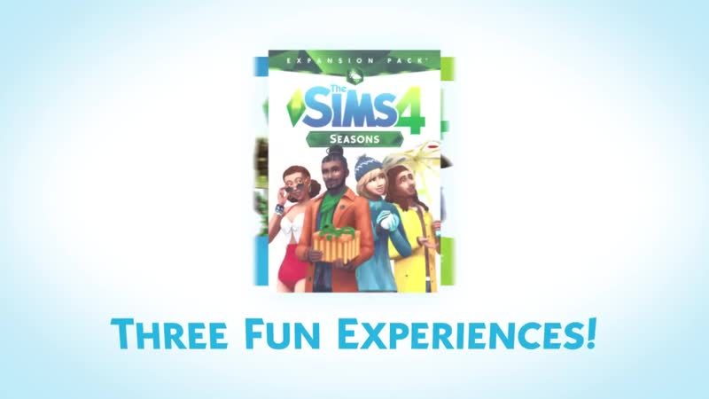 The Sims 4 Console Bundle - Seasons, Jungle Adventure and Spooky Stuff ¦ PS4