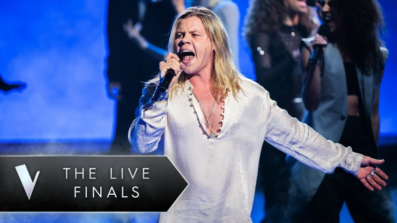 Conrad Sewell - Healing Hands (Live on The Voice Australia 2018)
