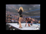 WWF.SmackDown.2001.06.14 - Stacy Keibler debut