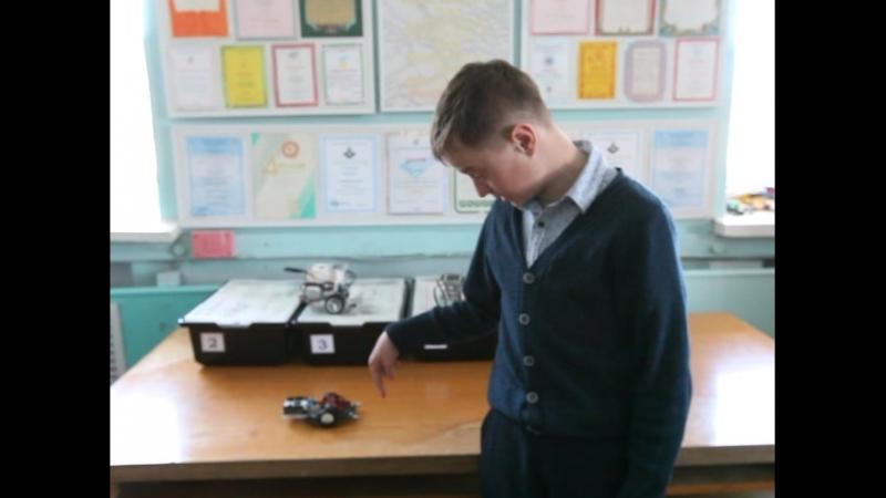 Студия Робототехника клуба Интеллект Заиграевского ЦДЮТ.