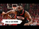 Minnesota Timberwolves vs Houston Rockets - Full Game Highlights | Game 5 | April 25, 2018 | NBA