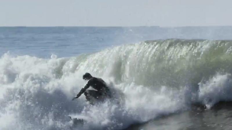 Мате и сёрфинг