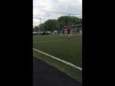 BMW Club Donetsk играет в футбол