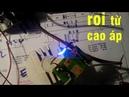 Chế roi điện dùi cui điện kích điện từ cao áp tivi