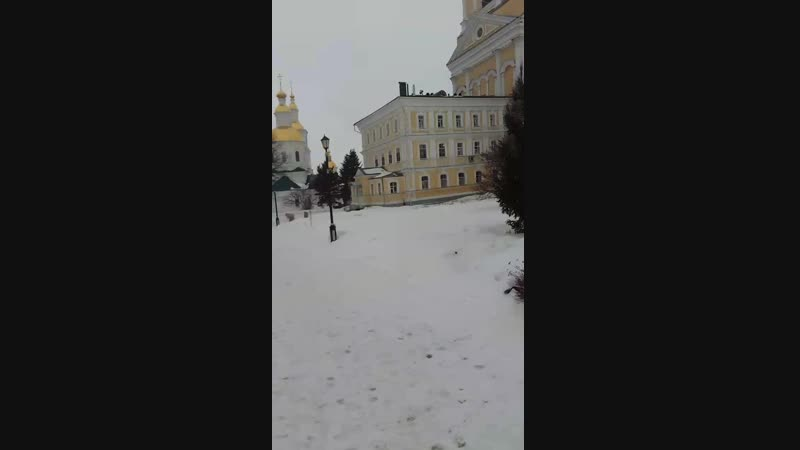 Дивеевский маностырь Серафима Саровского