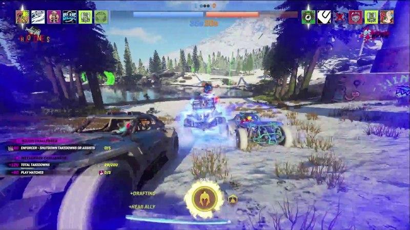 ONRUSH | Game Modes [US]