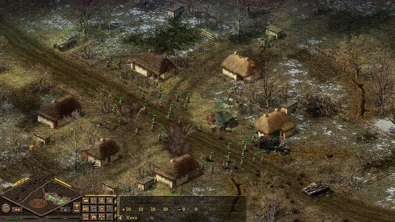Блицкриг 111 Перехват бронетанковой группировки
