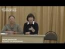 Представитель Администрации испугалась видеокамеры на собрании в детском саду