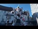 Gundam transformation