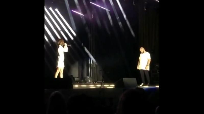 Кристина Кошелева, Родион Толочкин. Песни тур. Сочи. [18.08]