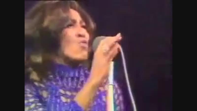 Ike Tina Turner - River Deep Mountain High 1971 (including intro)