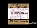 AhliSEOIndonesia 0818963915 RahasiaHalamanPertamaGoogle Keyword ke 39 Pusat Grosir Baju Senam D
