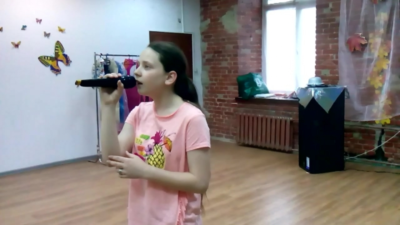 Калина (реп.4) сл. - П.Черняев, муз. - О.Морозов, исп. - Алиса