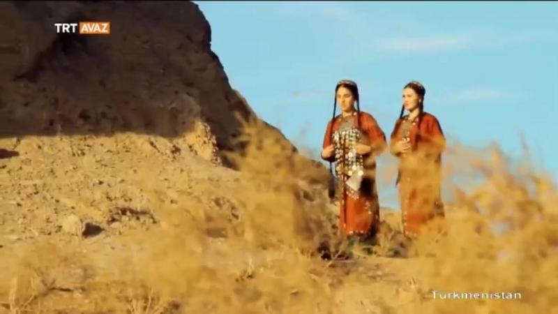 Çopan Oğlan - Türkmen ve Türkiye Türkçesi Alt Yazılı - Mekan Recepov ve Sona Atamıradova