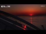 Дух захватывает: Крымский мост с высоты птичьего полета в день открытия