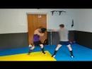 тренировка сппаринги