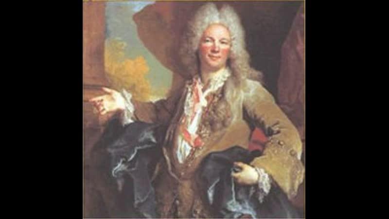 Joseph Bodin de Boismortier (1689 - 1755) - Symphonie à Grand Choeur