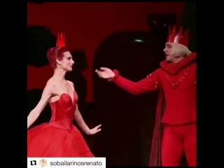 """Ruth Connell on Instagram_ """"Mood ♥️ ・・・ Alice #128525; @royaloperahouse"""""""