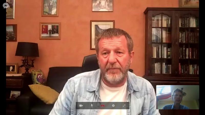 Интервью с Кохом, часть 2. Связьинвест, дело писателей, разгром НТВ