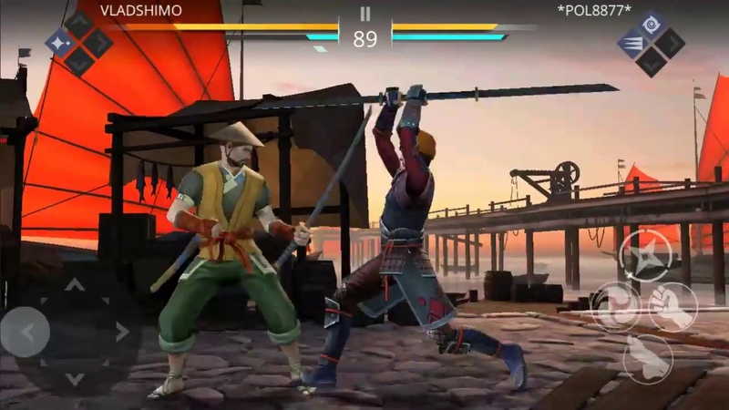 Shadow fight 3 ►ФАЙТ НАРЕЗКА 4