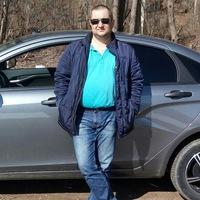 Анкета Александр Гуськов