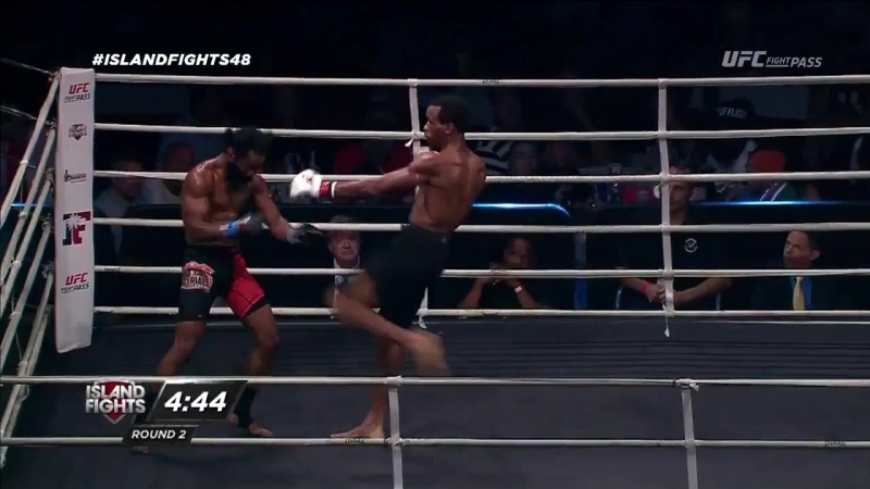 James Freeman vs. Charles Felony Bennett [02.06.2018 Island Fights 48]