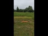 Летняя тренировка на квадроцикле