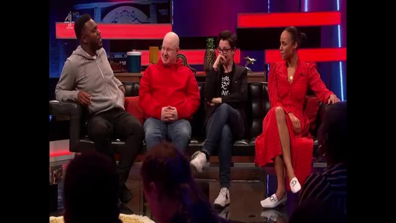 Мэтт Лукас второй сезон шестая серия Zawe Ashton, Sue Perkins, Matt Lucas, Rickie Haywood Williams, Melvin Odoom, Ms Banks