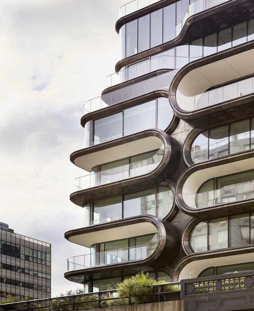 520 West 28th / Zaha Hadid Architects